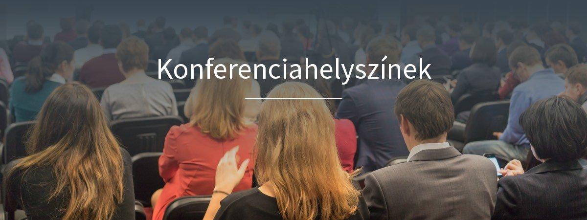 Konferenciahelyszínek